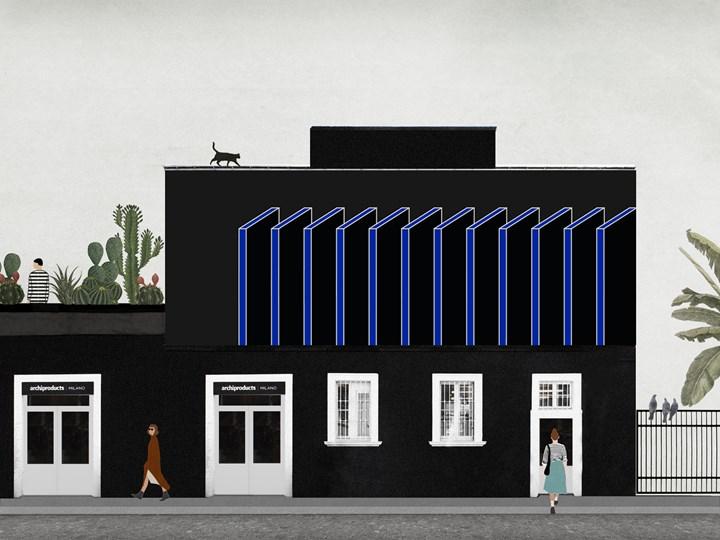 Archiviazione e serialit la nuova facciata di for Archiproducts shop