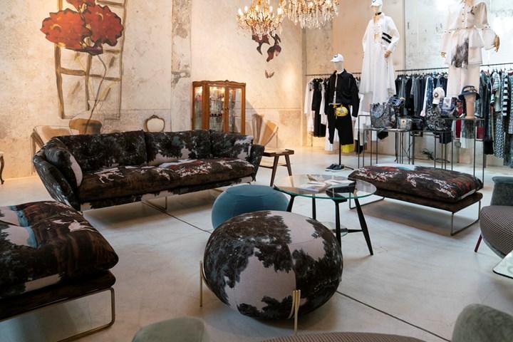 Design, arte e moda nello spazio Nonostantemarras