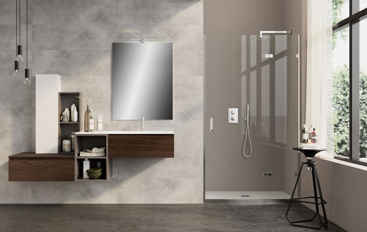 Mobiltesino at salone internazionale del bagno