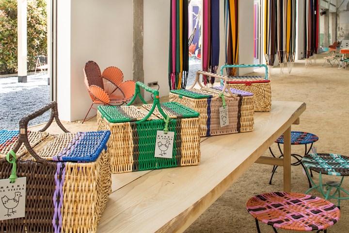 La Milano Design Week Marni è una Vereda in festa