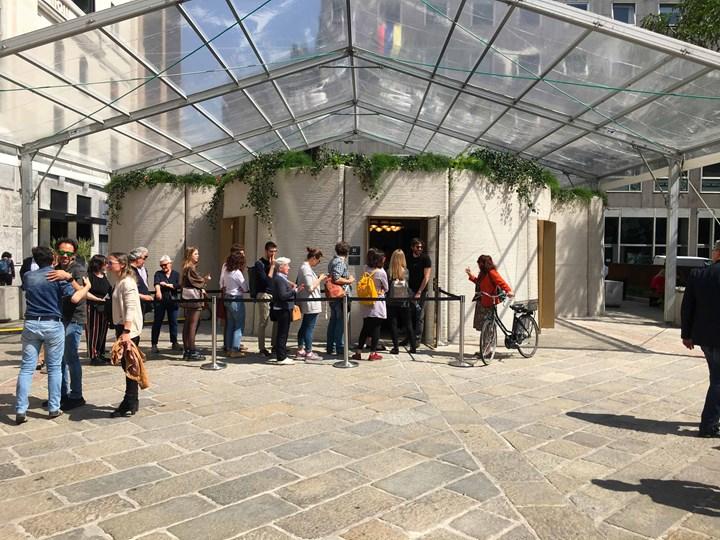 Miano Design Award 18 - 3d housing by Massimiliano Locatelli of CLS with Italcementi, Arup and Cybe ©Fabio-Marino