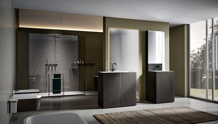 Illuminazione bagno edonè chrono la nuova collezione bagno edoné