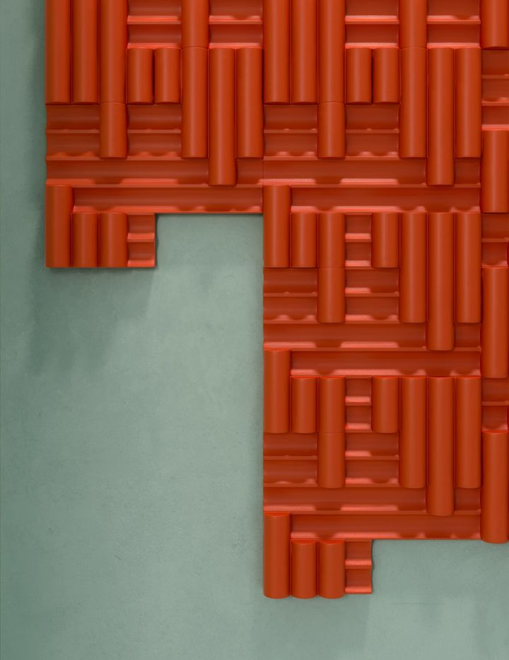 Ceramics is three-dimensional