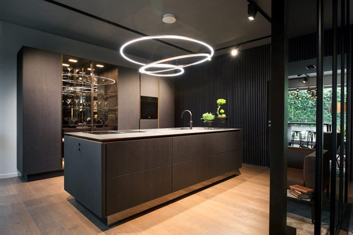 SieMatic PURE Concept Kitchen