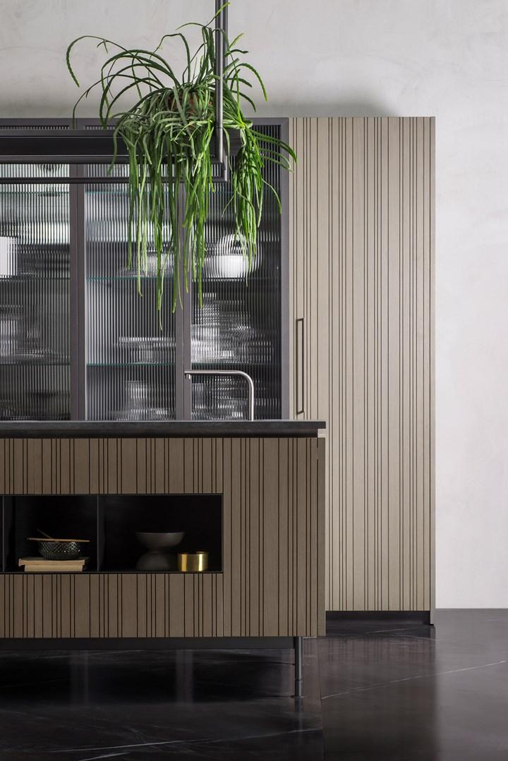 Lo stile industriale contamina la cucina