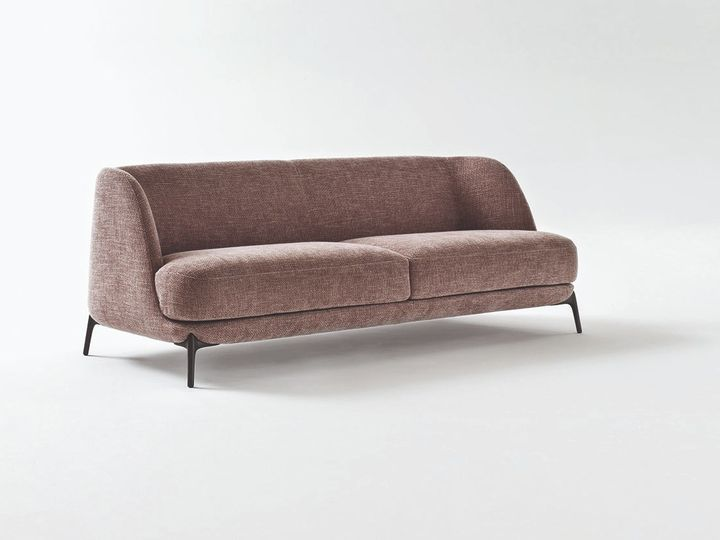 Il nuovo letto Novamobili disegnato da Matteo Zorzenoni