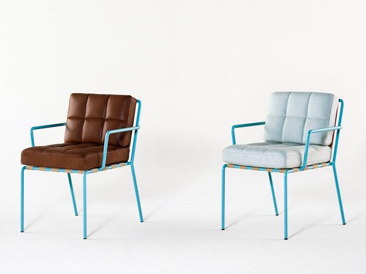 Una sedia senza tempo. Christophe Pillet + Tacchini