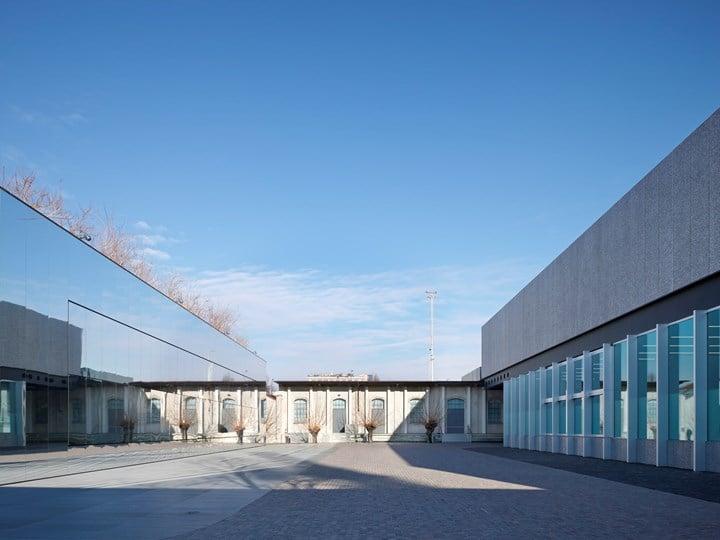 Duravit alla Fondazione Prada