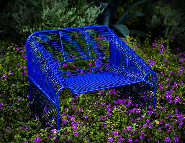 Bend Goods in NYC to present its novelty inspired by classic French outdoor furniture