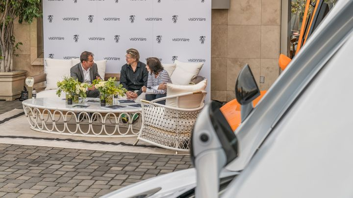 Visionnaire per McLaren Beverly Hills