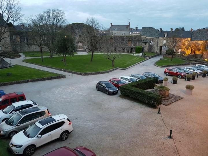 Mobilspazio per Le Chateau de Bricquebec