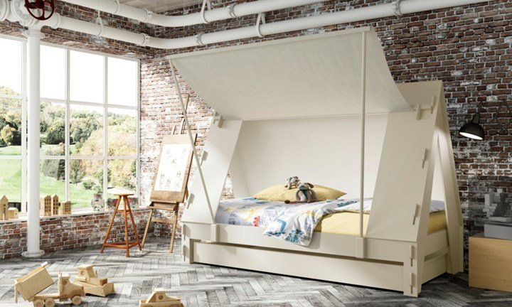 The Kids' Room by Mathy By Bols at WantedDesign