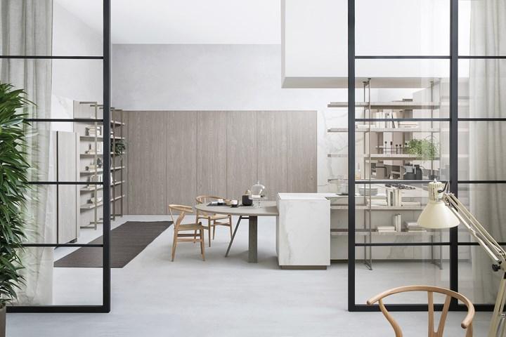Segni 2018 by Zampieri. Open Kitchen