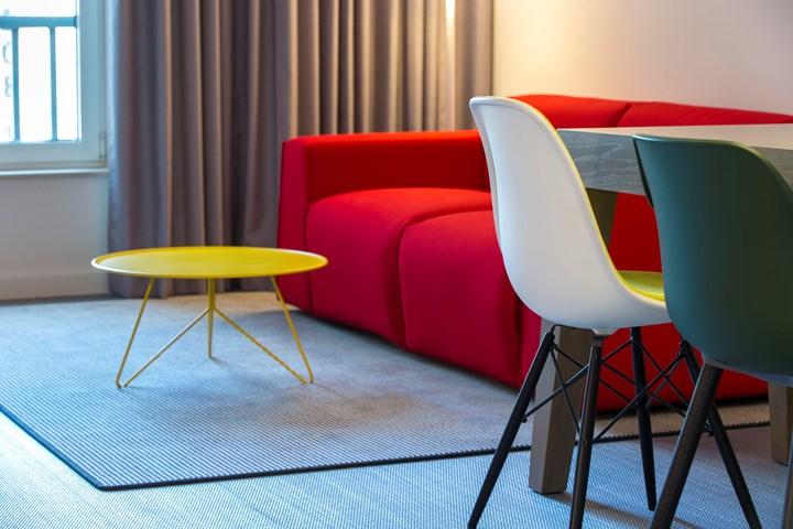 Milano Bedding per il Radisson Red di Bruxelles