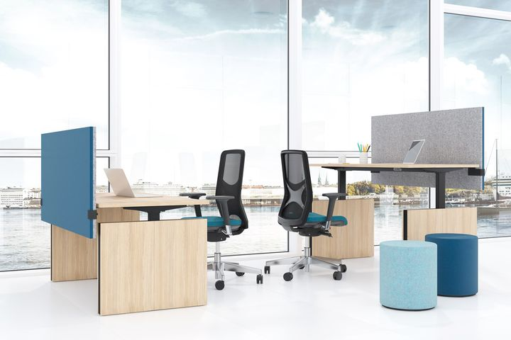 Narbutas, the first NeoCon exhibitor from Lithuania