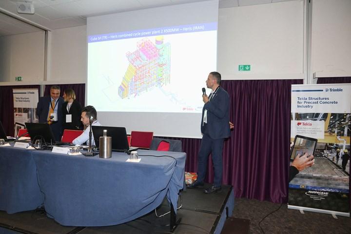 Storie BIM di successo al Tekla Structures Day 2018 di Harpaceas