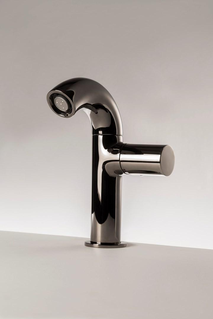 Le nuove finiture per le rubinetterie in ottone Zazzeri