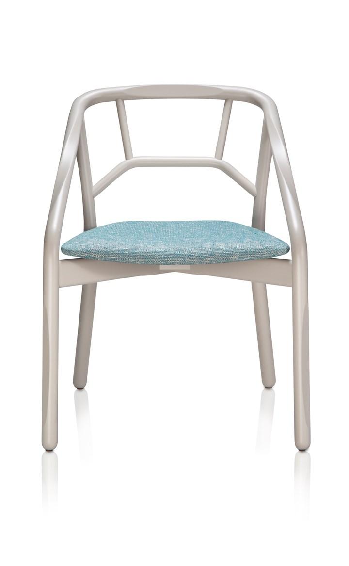 Nuovo look per le sedute Alma Design