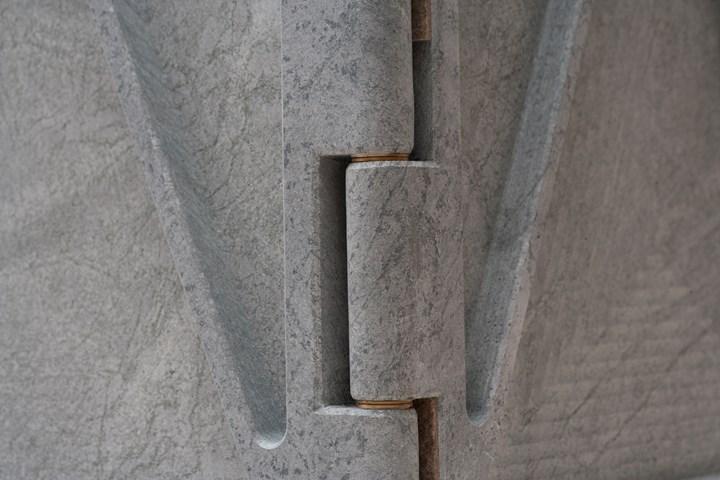 Fort Standard, Relief Stone Credenza