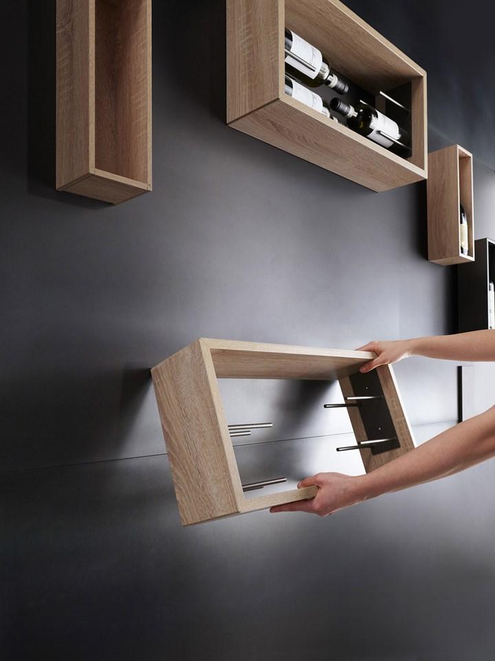 Magnetika Wine Bar by Ronda Design