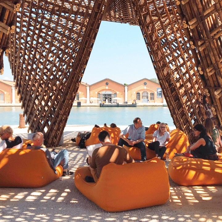 Paola Lenti alla Biennale di Architettura di Venezia