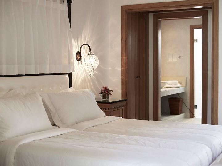 Siru per il Mitsis Blue Domes Resort & Spa