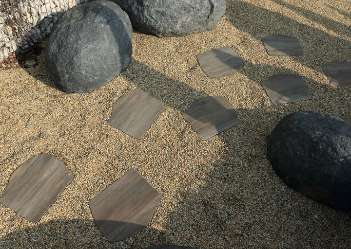 Stone Gres Passi Giapponesi