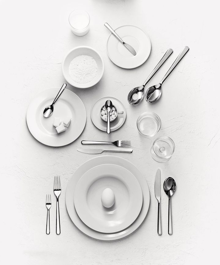 Amici by Alessi. La convivialità a tavola