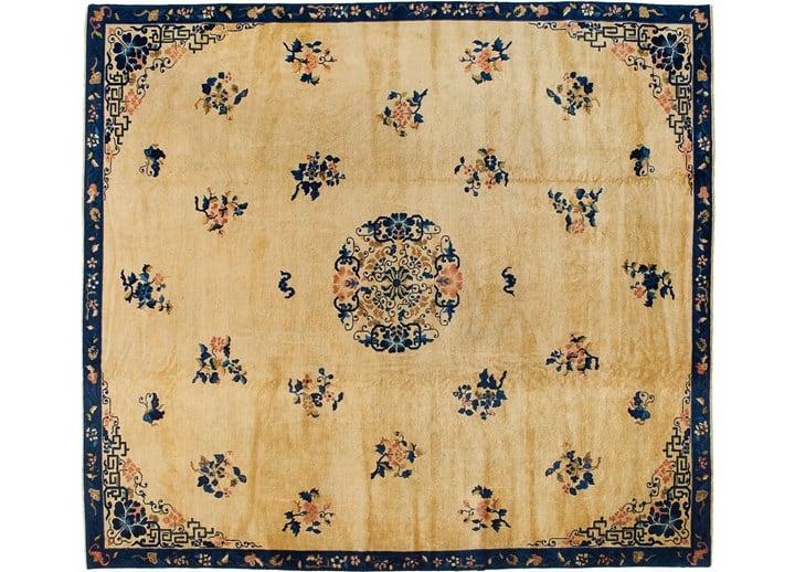 Golran reinterpreta i tappeti cinesi Art Déco