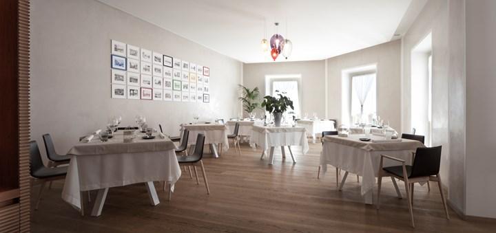 Pedrali arreda il nuovo ristorante dello chef Ezio Gritti
