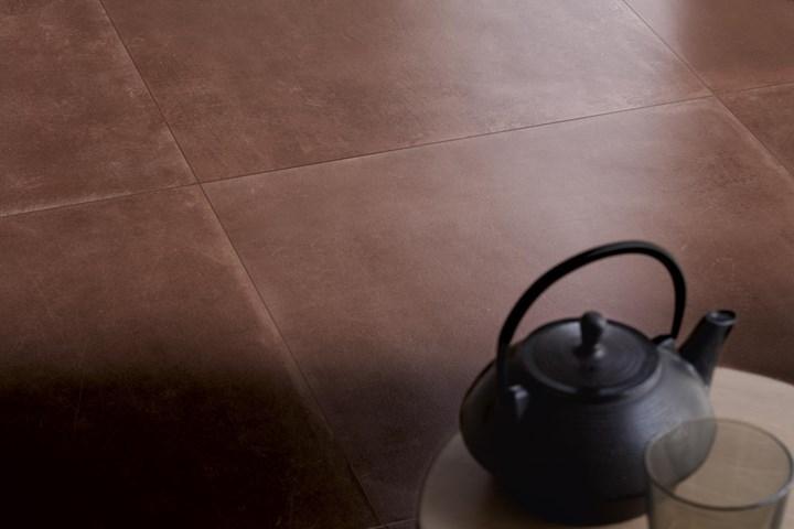 Superfici ceramiche dall'effetto cerato