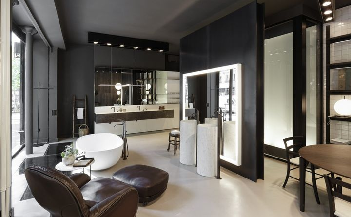 Boffi Bain Paris in boulevard Saint-Germain