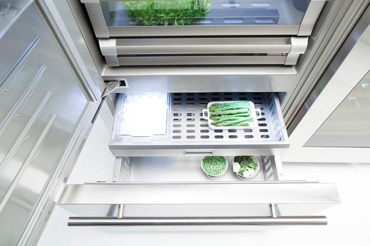 TriMode™ di Fhiaba: frigorifero, freso o freezer in un unico cassettone