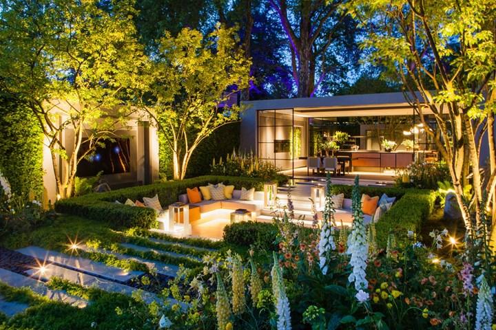 LG Eco-City, un giardino urbano sostenibile ed ecologico