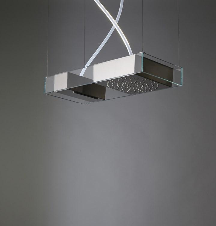 Il nuovo soffione customizzabile di Fima Carlo Frattini