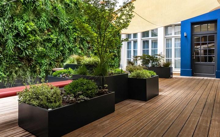 composition v g tale pour h tel de prestige avec les. Black Bedroom Furniture Sets. Home Design Ideas