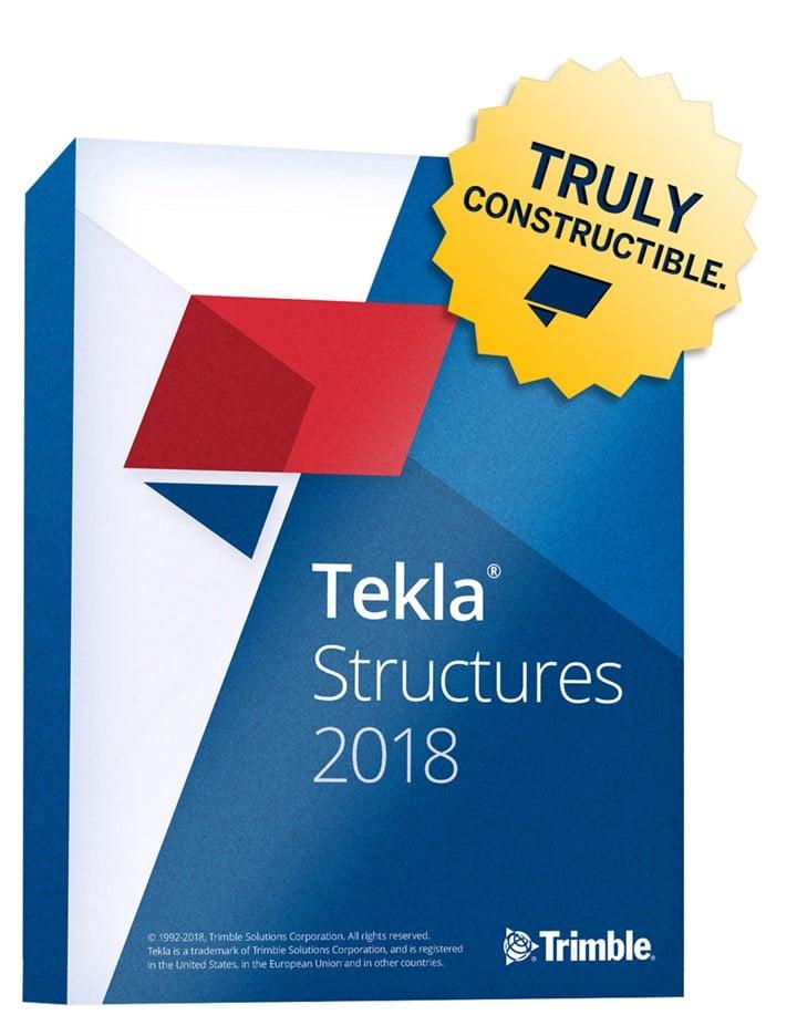 Tekla Structures 2018, il progetto strutturale è sempre più BIM