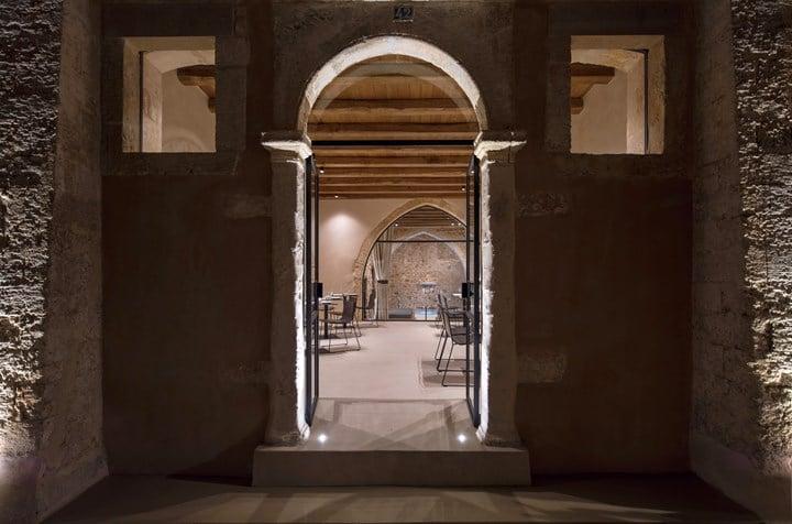 Una dimora del 16° secolo diventa struttura ricettiva