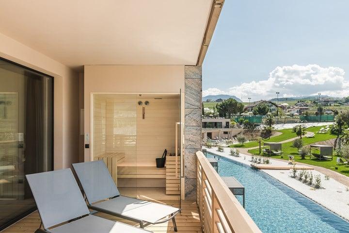 Hotel Weinegg, Appiano