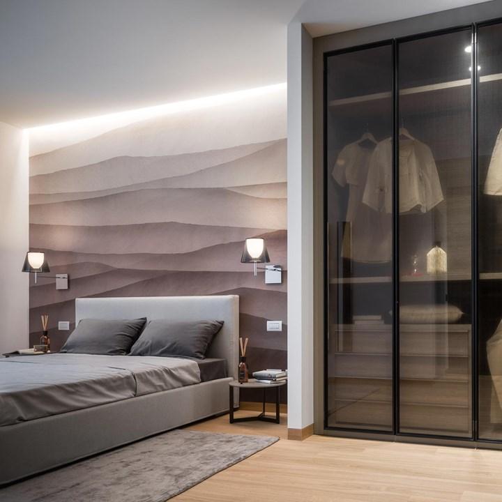 Resstende per il complesso residenziale milanese nòvAmpère