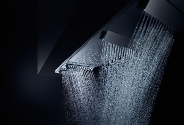 La nuova dimensione della doccia