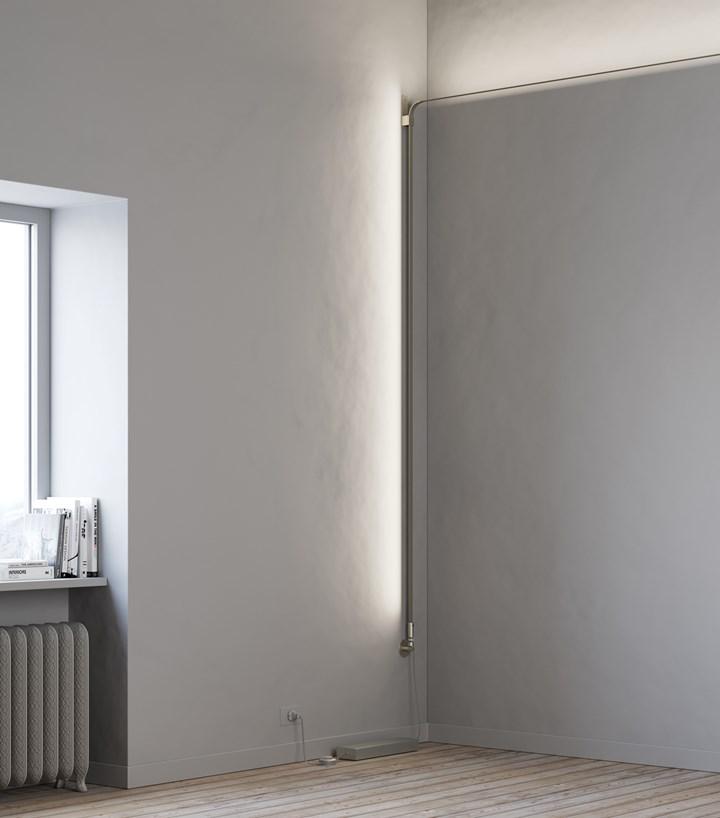 Illuminare soffitti alti, a volta o dipinti