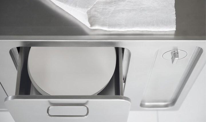 Abimis: la cucina che riscalda e raffredda