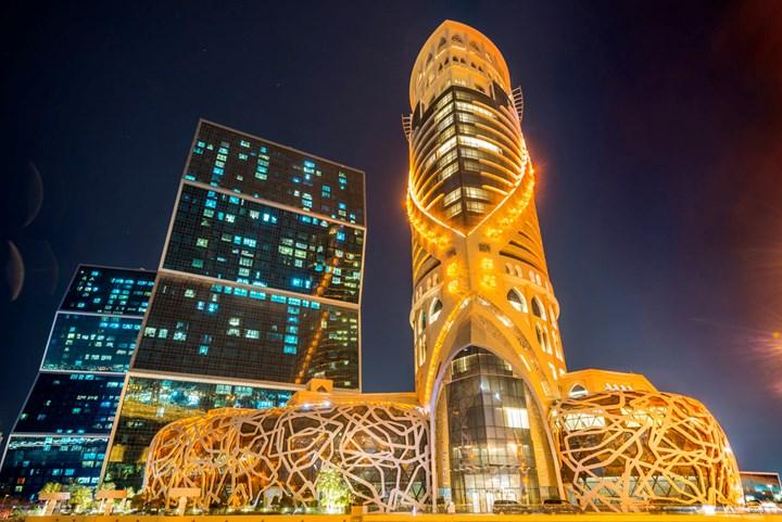 FMG Fabbrica Marmi e Graniti per il Mondrian Doha