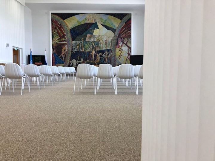 Chairs & More per la sede delle Nazioni Unite a Ginevra