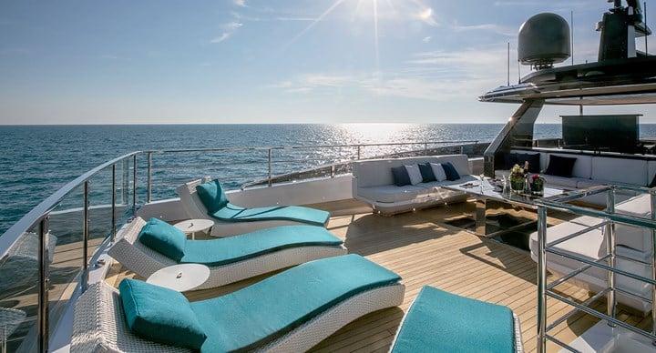 Paola Lenti al Monaco Yacht Show