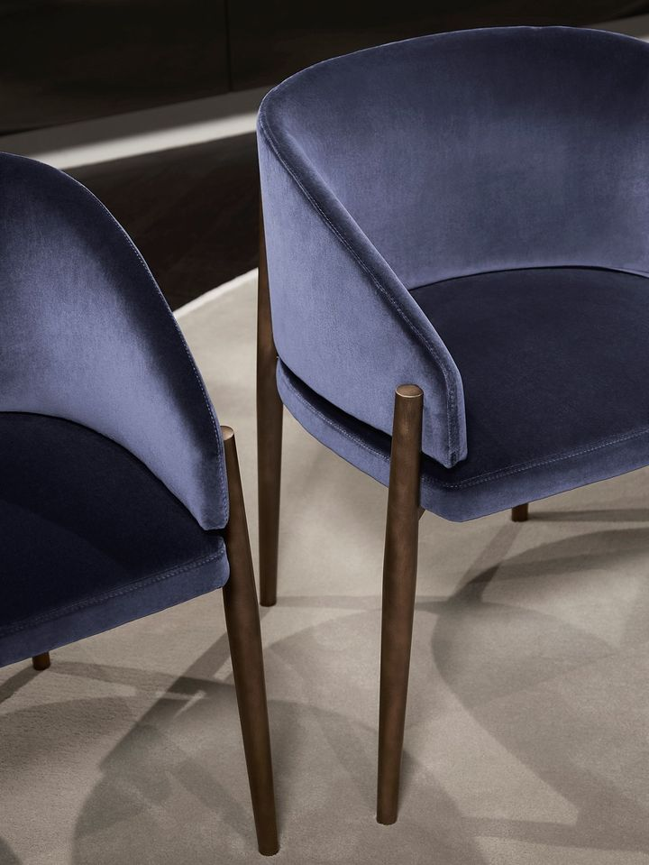 Porro: tre stili per la sala da pranzo