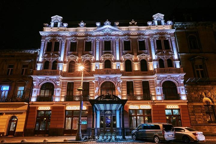 La Collezione Melrose di Fir Italia per il Grand Hotel a Lviv, in Ucraina