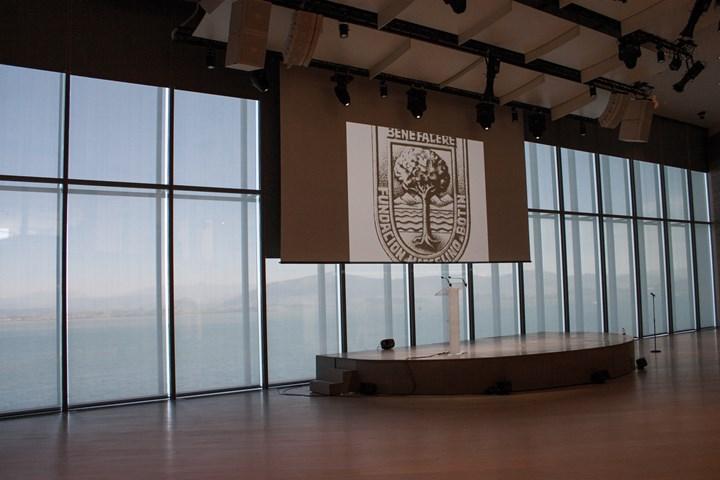 Resstende per il Centro Botín a Santander