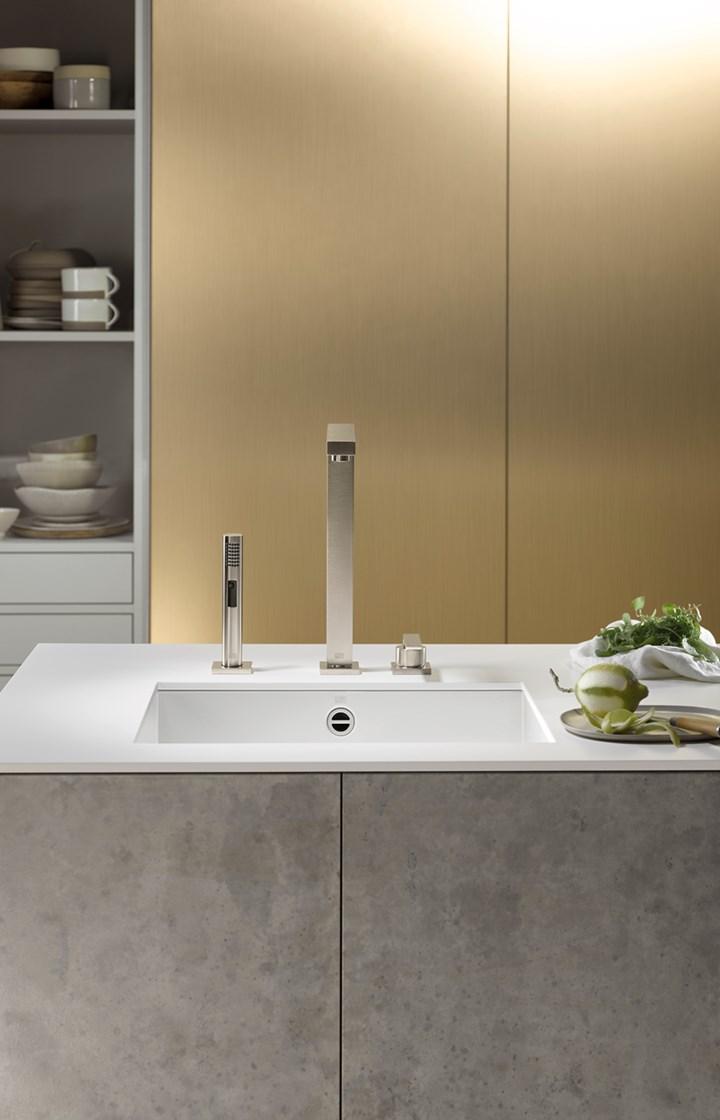 Estetica, funzionalità, precisione: Dornbracht in cucina